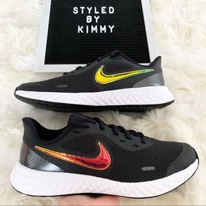 🌸 NIKE Revolution Running Shoes Sneakers New
